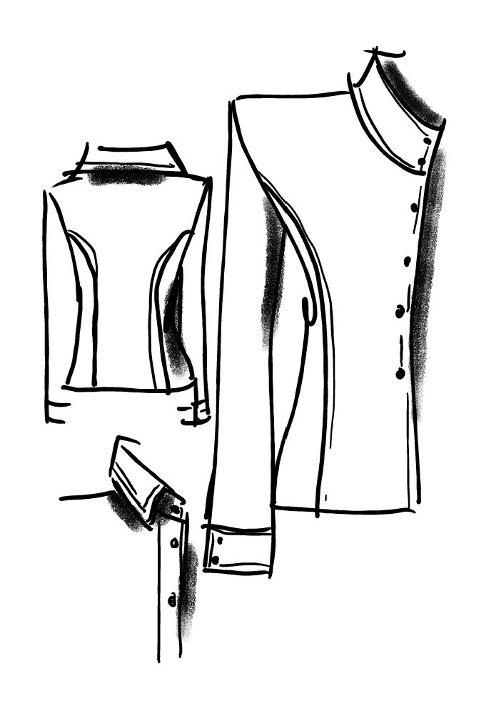 Bluse klassisch
