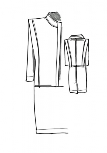 Kleid Elena - 0