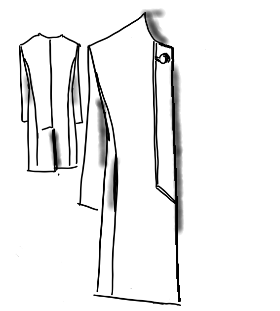 Mantel Albertine - 5